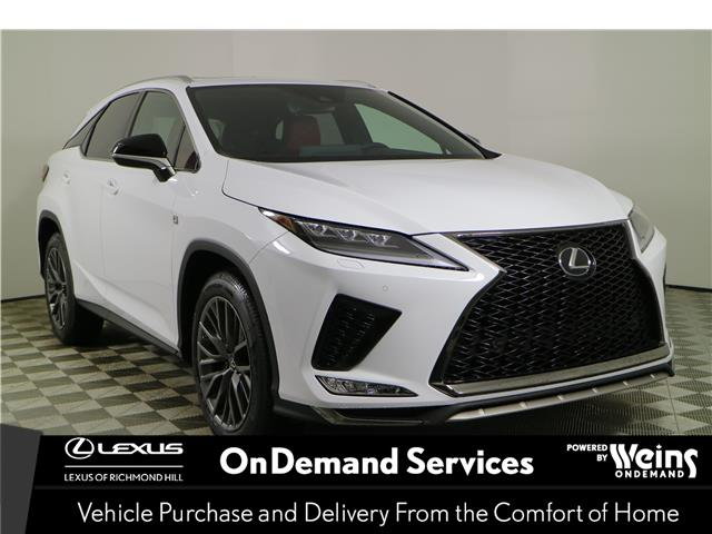 2021 Lexus RX 350  (Stk: 110312) in Richmond Hill - Image 1 of 12