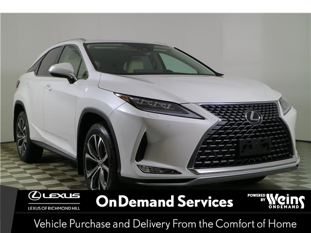 2021 Lexus RX 350  (Stk: 110302) in Richmond Hill - Image 1 of 28