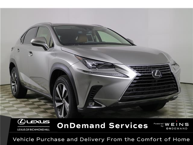 2021 Lexus NX 300  (Stk: 110334) in Richmond Hill - Image 1 of 27