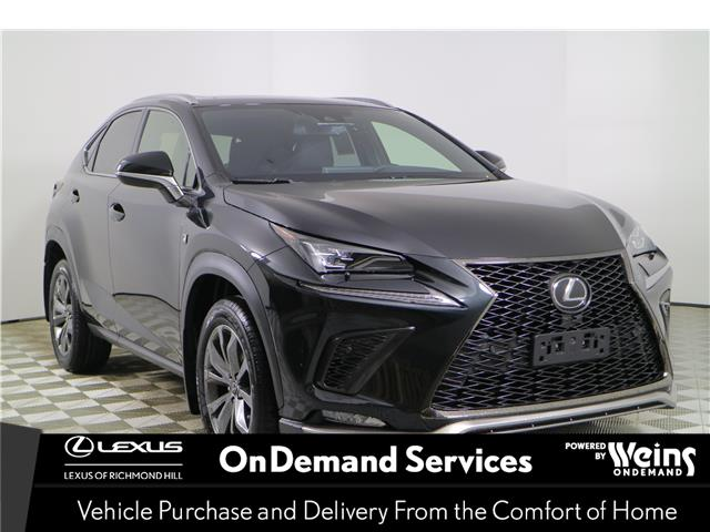 2021 Lexus NX 300  (Stk: 110299) in Richmond Hill - Image 1 of 25