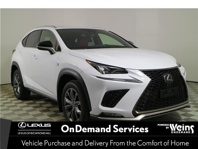 2021 Lexus NX 300  (Stk: 110317) in Richmond Hill - Image 1 of 25