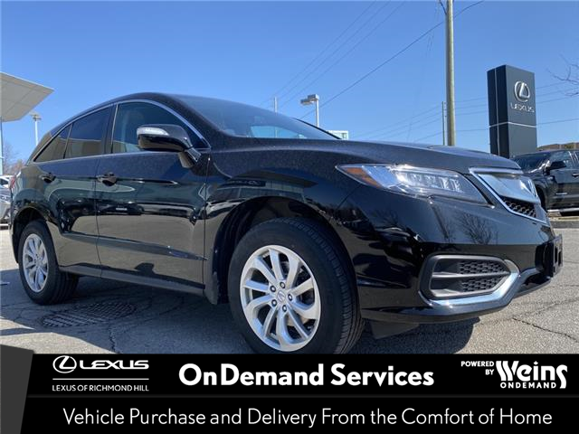 2018 Acura RDX  (Stk: 14199G) in Richmond Hill - Image 1 of 15