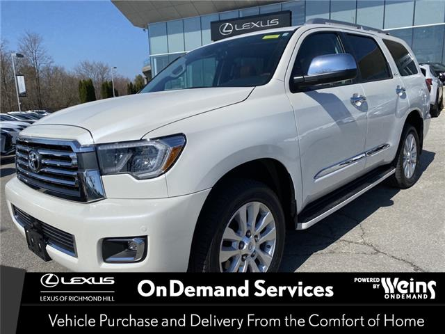 2018 Toyota Sequoia  (Stk: 14210G) in Richmond Hill - Image 1 of 20