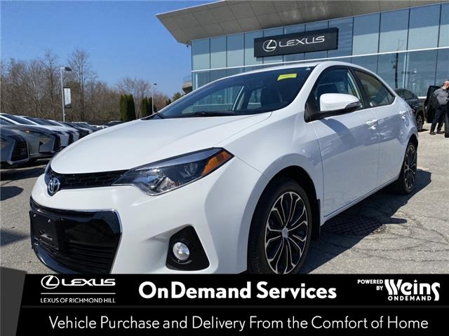 2016 Toyota Corolla  (Stk: 14221G) in Richmond Hill - Image 1 of 19