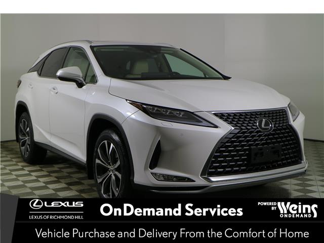 2021 Lexus RX 350  (Stk: 110366) in Richmond Hill - Image 1 of 28