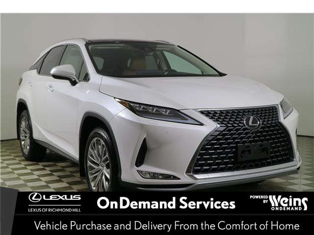 2021 Lexus RX 350  (Stk: 110254) in Richmond Hill - Image 1 of 30