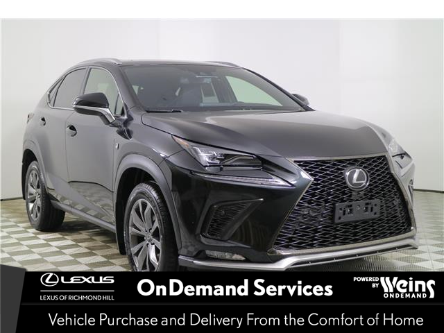 2021 Lexus NX 300  (Stk: 110376) in Richmond Hill - Image 1 of 27