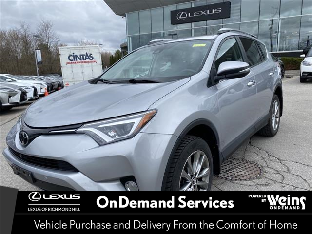 2017 Toyota RAV4  (Stk: 14230G) in Richmond Hill - Image 1 of 17