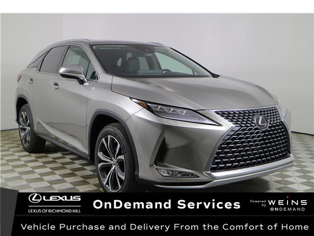 2021 Lexus RX 350  (Stk: 110383) in Richmond Hill - Image 1 of 27