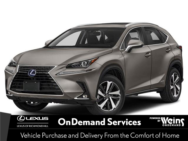 2021 Lexus NX 300h Base (Stk: 110445) in Richmond Hill - Image 1 of 9