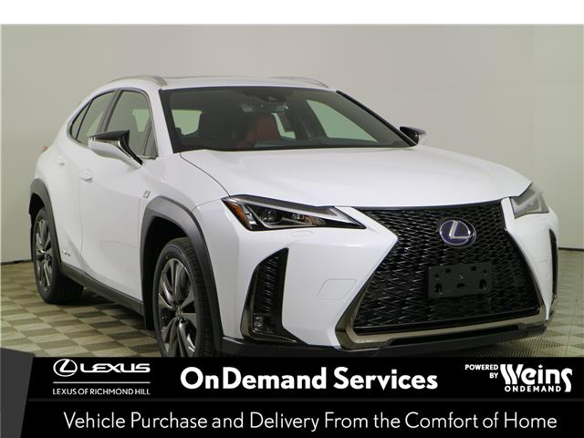 2021 Lexus UX 250h Base (Stk: 110222) in Richmond Hill - Image 1 of 29