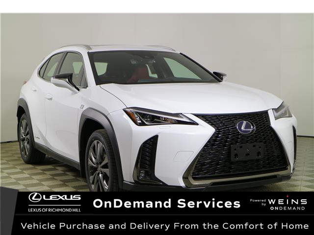 2021 Lexus UX 250h Base (Stk: 110364) in Richmond Hill - Image 1 of 29