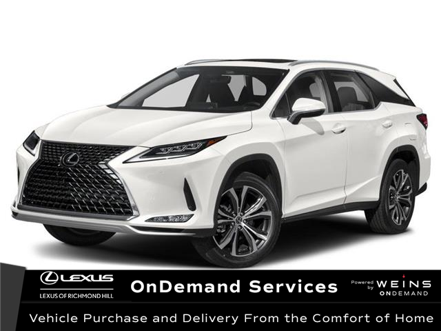 2021 Lexus RX 350L  (Stk: 110454) in Richmond Hill - Image 1 of 9
