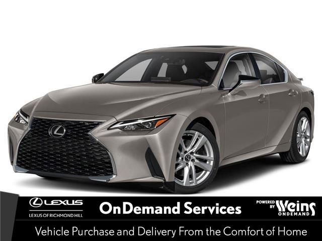 2021 Lexus IS 300 Base (Stk: 110457) in Richmond Hill - Image 1 of 9
