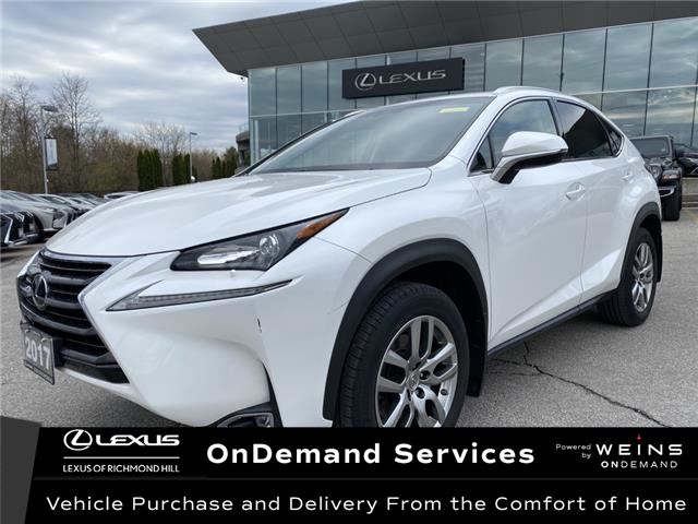 2017 Lexus NX 200t Base (Stk: 14269G) in Richmond Hill - Image 1 of 18