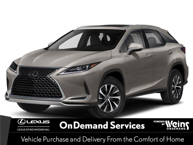 2021 Lexus RX 350  (Stk: 110474) in Richmond Hill - Image 1 of 9