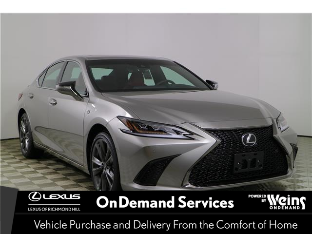 2021 Lexus ES 350 Base (Stk: 110210) in Richmond Hill - Image 1 of 29
