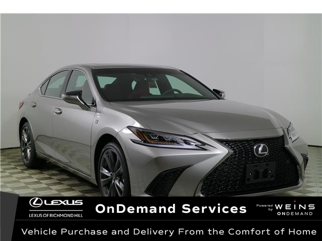 2021 Lexus ES 350 Base (Stk: 110300) in Richmond Hill - Image 1 of 29
