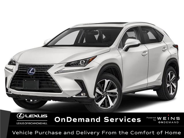 2021 Lexus NX 300h Base (Stk: 110502) in Richmond Hill - Image 1 of 9