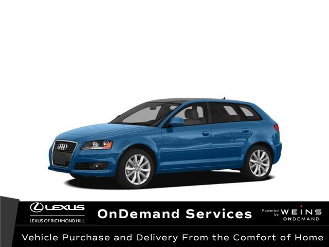 2010 Audi A3  (Stk: 14395G) in Richmond Hill - Image 1 of 1