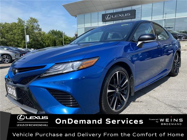 2018 Toyota Camry  (Stk: 14478G) in Richmond Hill - Image 1 of 19