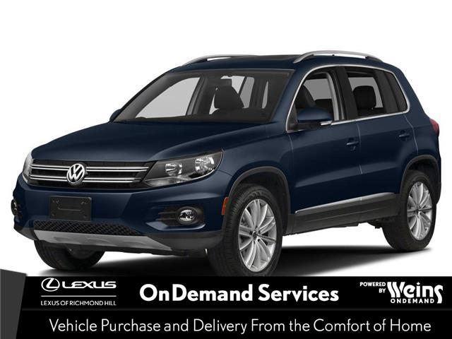 2013 Volkswagen Tiguan  (Stk: 14573G) in Richmond Hill - Image 1 of 10
