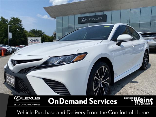 2020 Toyota Camry  (Stk: 110777A) in Richmond Hill - Image 1 of 18