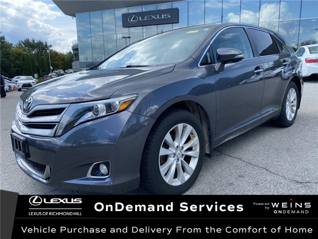 2013 Toyota Venza  (Stk: 15100226A) in Richmond Hill - Image 1 of 3