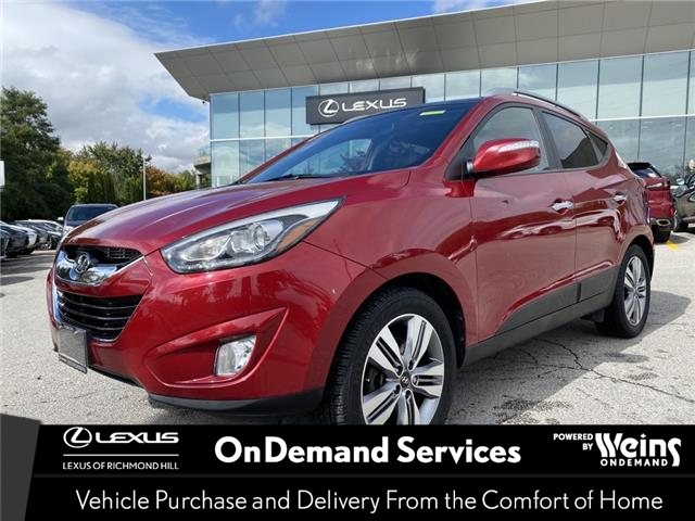 2015 Hyundai Tucson Limited (Stk: 15T1033AA) in Richmond Hill - Image 1 of 17