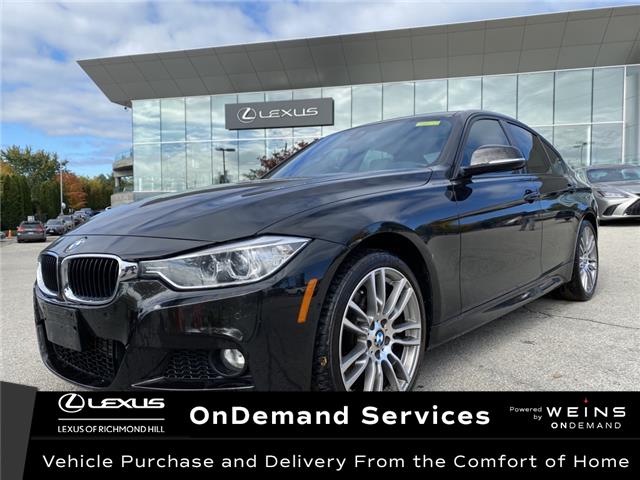 2015 BMW 335i  (Stk: 15100456A) in Richmond Hill - Image 1 of 2