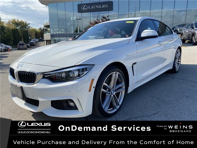2018 BMW 440i xDrive Gran Coupe (Stk: 15100357A) in Richmond Hill - Image 1 of 16