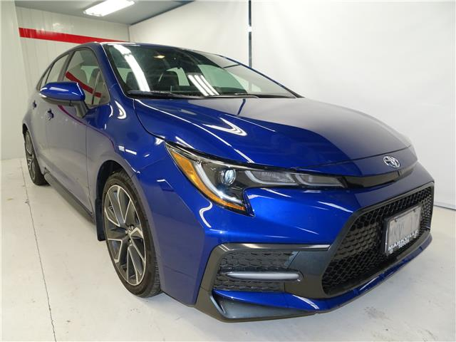 2020 Toyota Corolla XSE (Stk: 192632) in Markham - Image 1 of 27