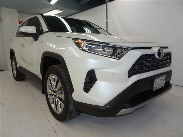 2020 Toyota RAV4 Limited (Stk: 102124) in Markham - Image 1 of 25