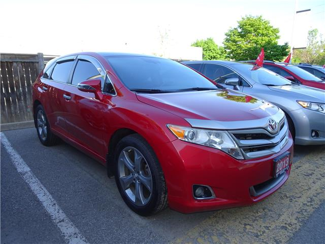 2013 Toyota Venza Base V6 (Stk: 37214U) in Markham - Image 1 of 1