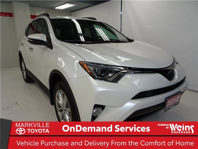 2018 Toyota RAV4 Limited (Stk: 37277U) in Markham - Image 1 of 25
