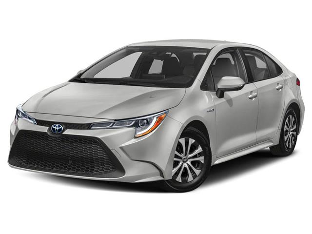 2020 Toyota Corolla Hybrid Base (Stk: 102422) in Markham - Image 1 of 9
