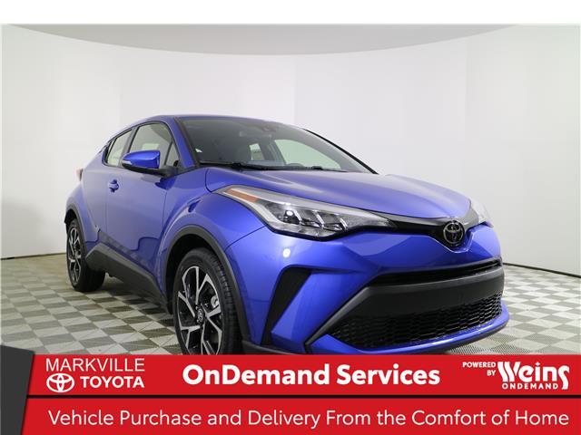 2020 Toyota C-HR XLE Premium (Stk: 102418) in Markham - Image 1 of 24