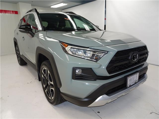 2020 Toyota RAV4 Trail (Stk: 102265) in Markham - Image 1 of 22