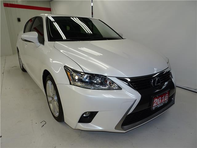 2016 Lexus CT 200h Base (Stk: 37334U) in Markham - Image 1 of 20