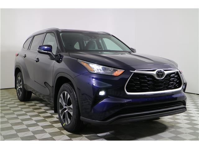 2020 Toyota Highlander XLE (Stk: 102614) in Markham - Image 1 of 21