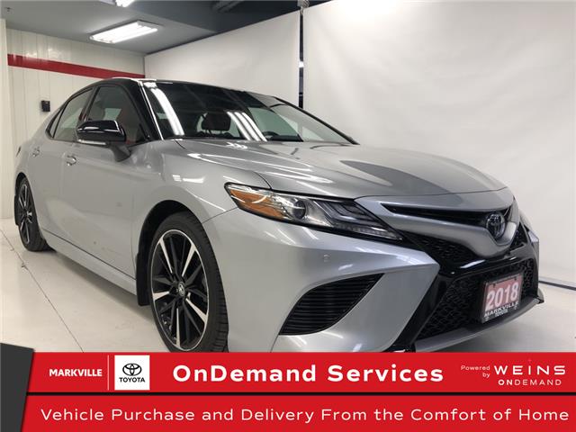 2018 Toyota Camry XSE (Stk: 37497U) in Markham - Image 1 of 24