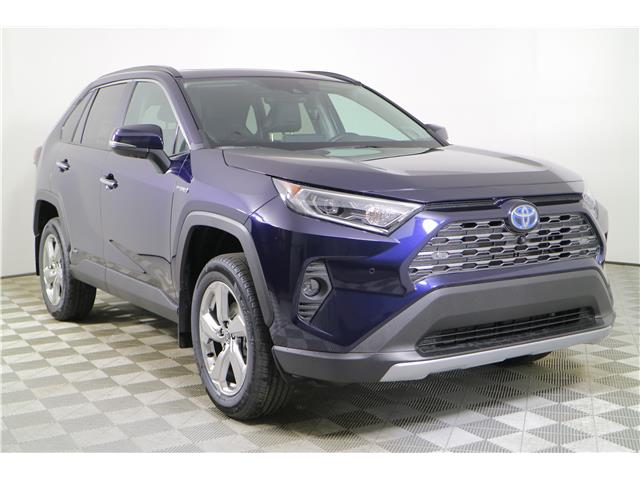 2020 Toyota RAV4 Hybrid Limited (Stk: 102748) in Markham - Image 1 of 27