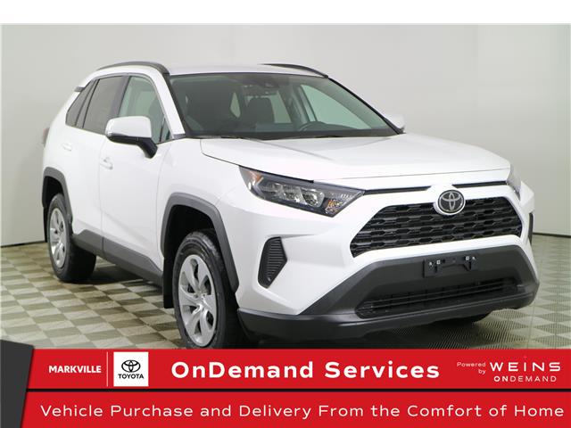 2021 Toyota RAV4 LE (Stk: 103058) in Markham - Image 1 of 24
