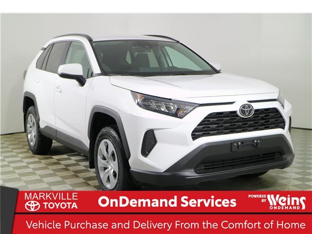 2021 Toyota RAV4 LE (Stk: 103057) in Markham - Image 1 of 24