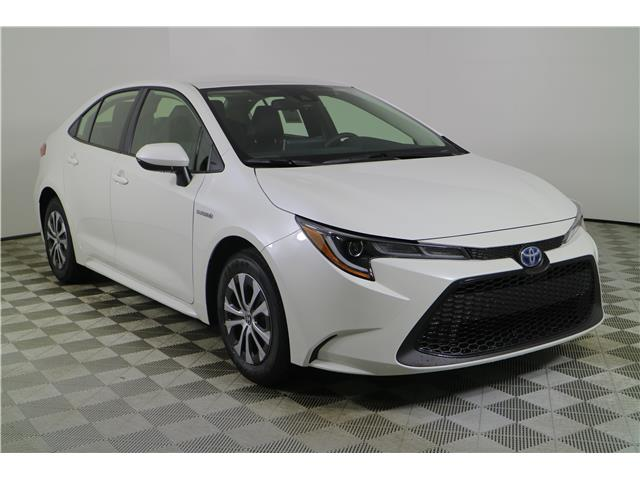 2021 Toyota Corolla Hybrid Base w/Li Battery (Stk: 103076) in Markham - Image 1 of 26