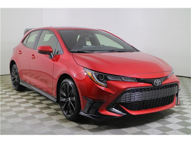 2021 Toyota Corolla Hatchback Base (Stk: 103131) in Markham - Image 1 of 24