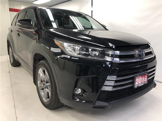 2019 Toyota Highlander Limited 5TDDZRFH2KS939921 37911U in Markham