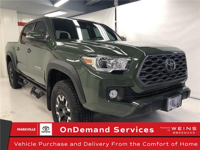 2021 Toyota Tacoma Base (Stk: 103086) in Markham - Image 1 of 21