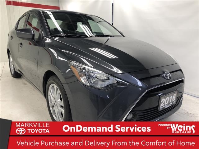 2016 Toyota Yaris Base (Stk: 37963U) in Markham - Image 1 of 20