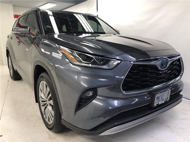 2021 Toyota Highlander Hybrid Limited (Stk: 103167) in Markham - Image 1 of 30
